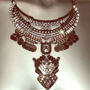 Sole Society statement necklace